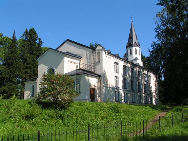 Токсово_церковь
